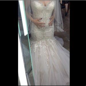Wedding dress (used)